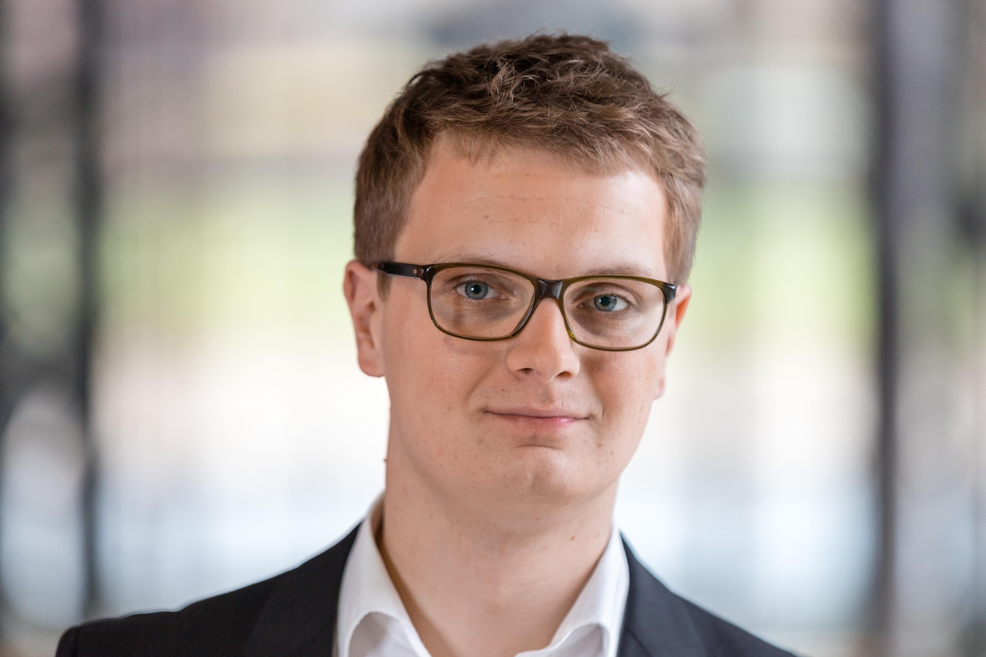 Foto von Valentin Lippmann – Mitglied des Sächsischen Landtages