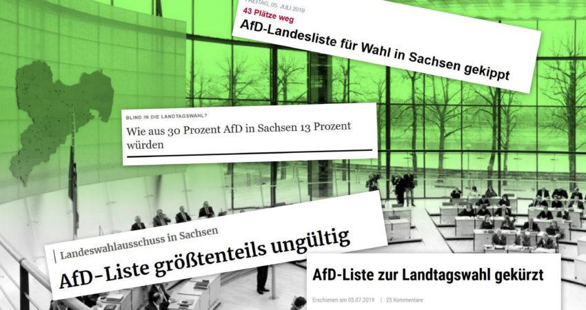 #31: Landeswahlausschuss und AfD – Personalfragen – Rückblick NSU-Prozess