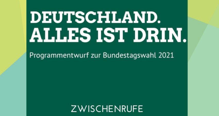 #51: Beamtenrecht, Rechte für Geimpfte und das Bundestagswahlprogramm der BÜNDNISGRÜNEN