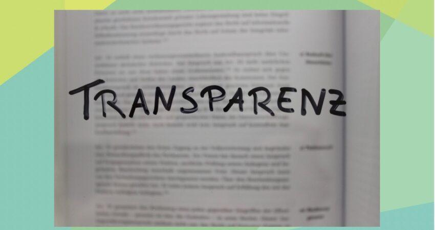 #55: Reden über Daten - Transparenzgesetz und Wahlumfragen